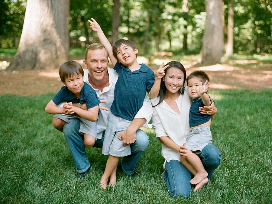 Raleigh Family Photographer