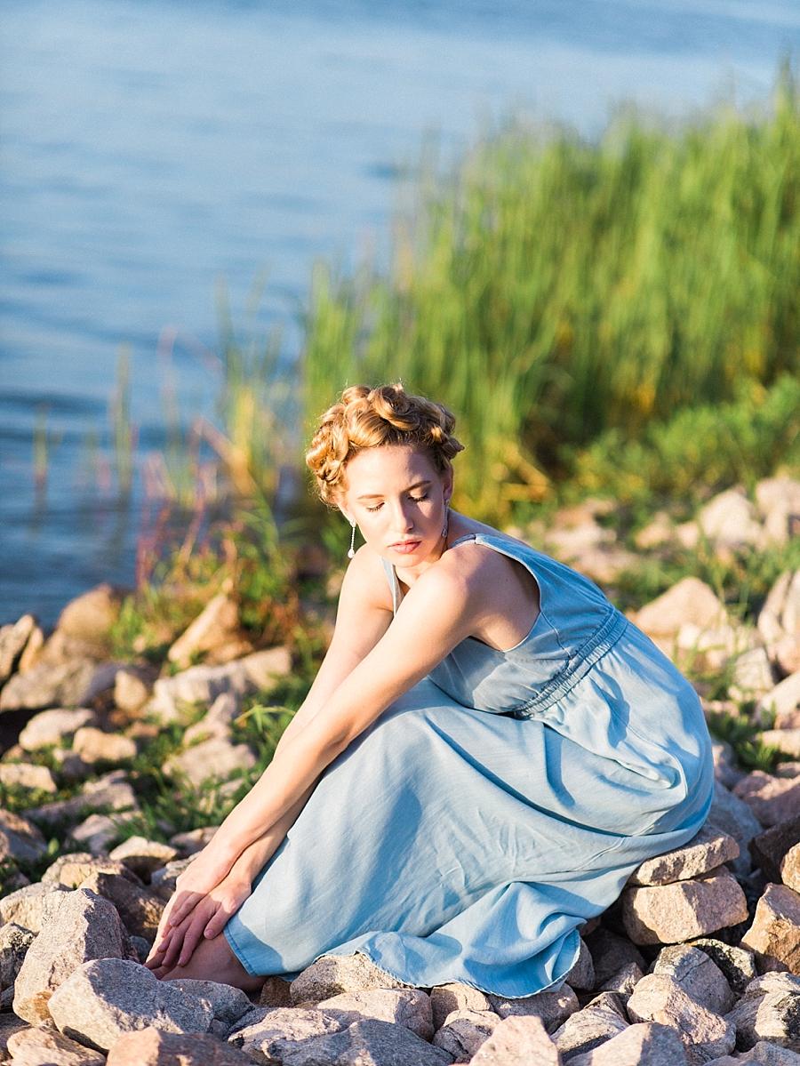 Fine Art Film Portrait Photography