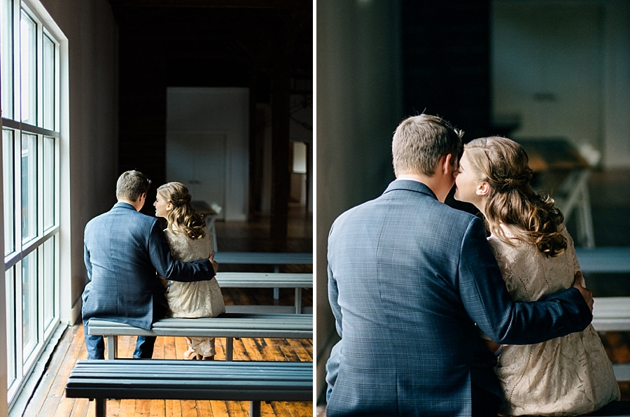 Fine Art Film Engagement Photography
