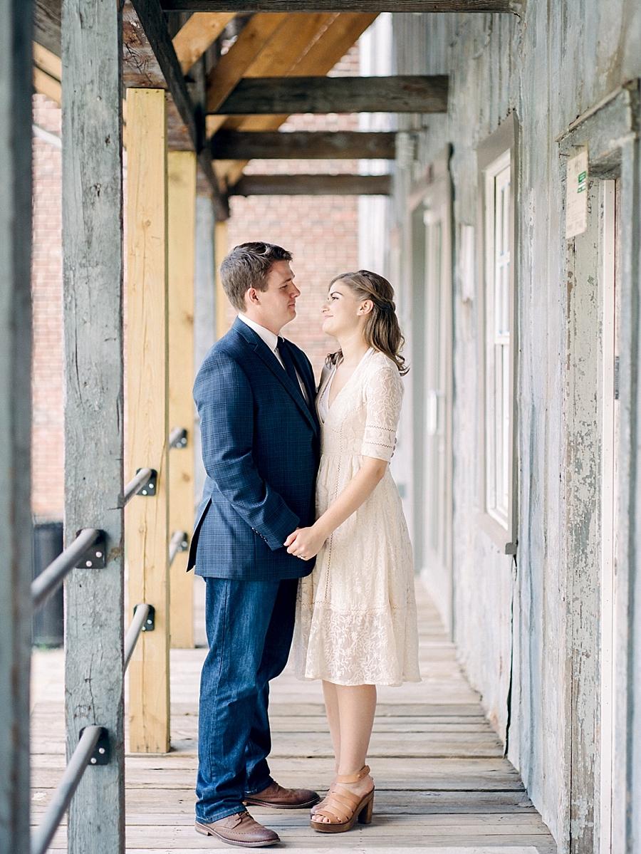 Winston-Salem Engagement Photography