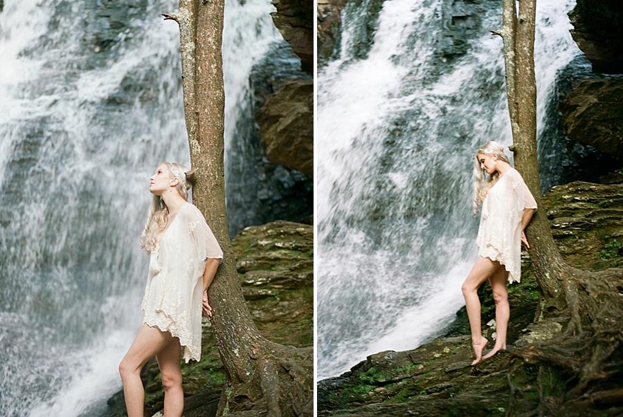 Waterfall Boudoir