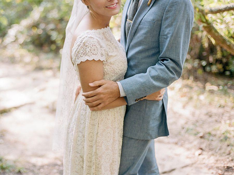 Intimate Film Wedding