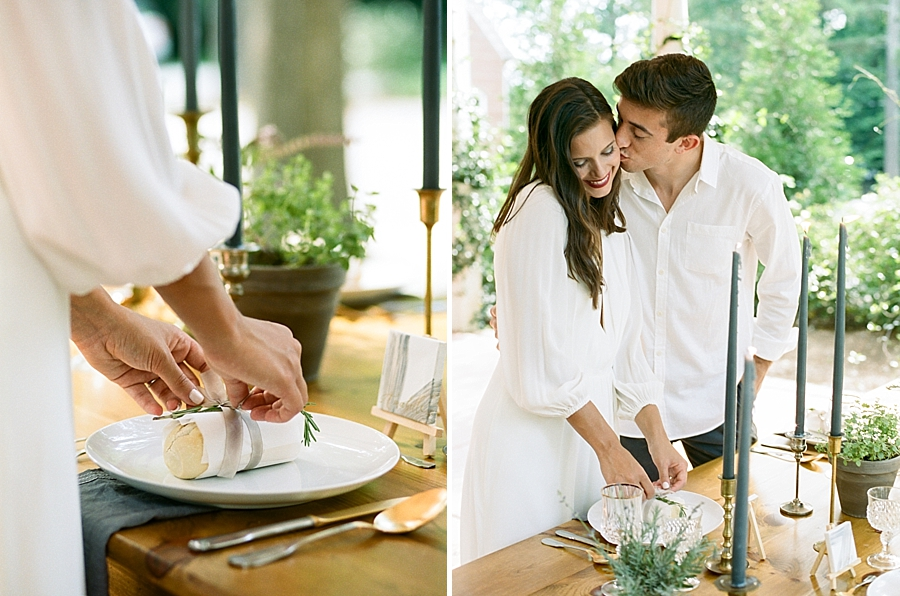 French Elopement Photography