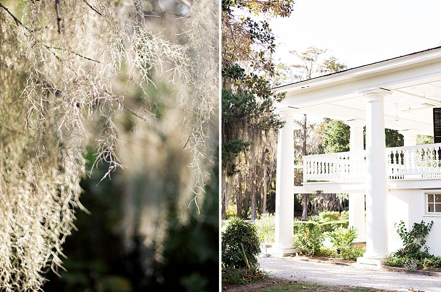 Magnolia Plantation Wedding Photography Live View Studios