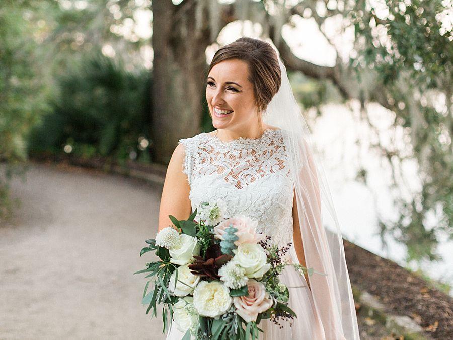 Magnolia Plantation Wedding Photography