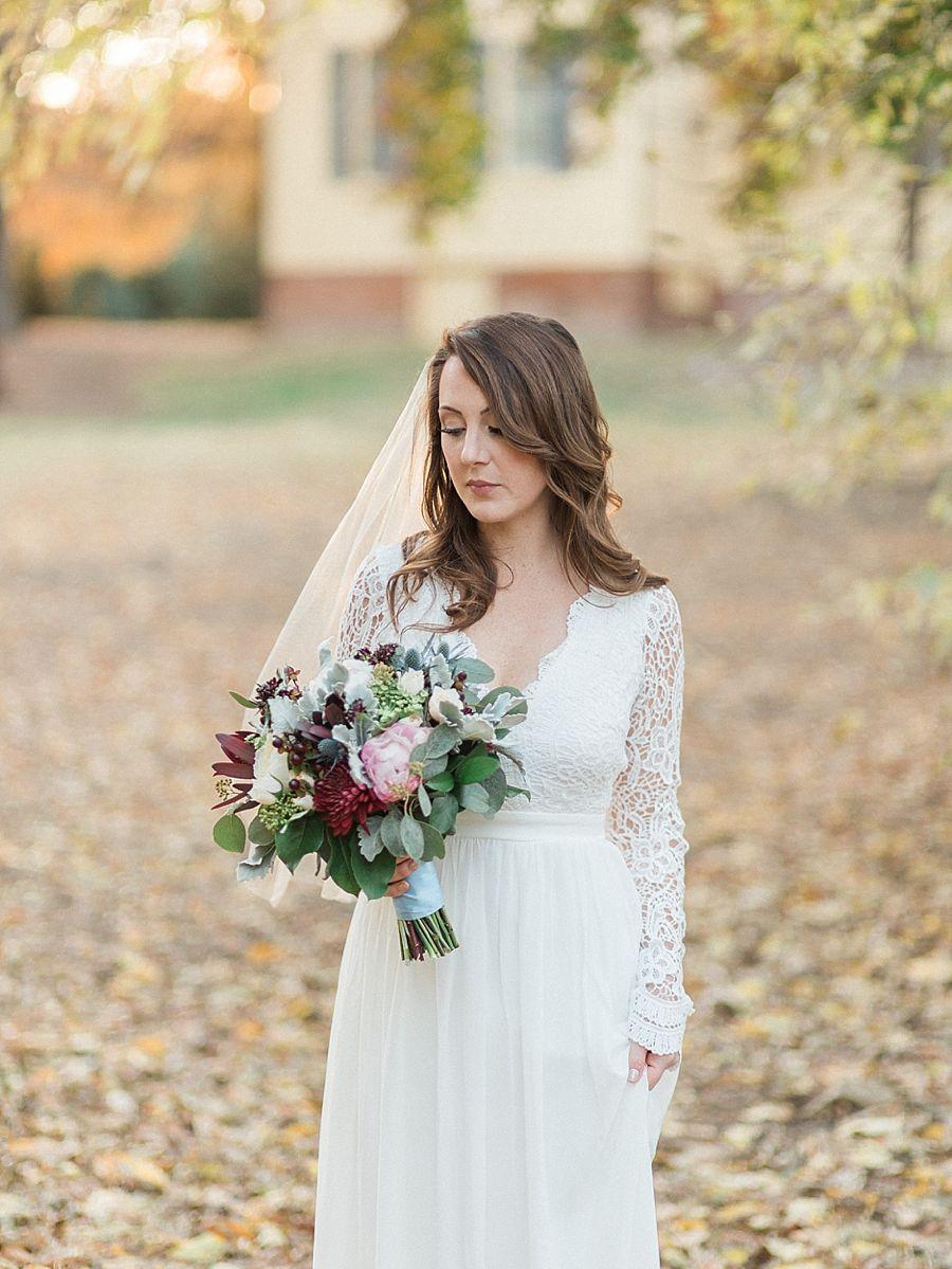 Mordecai Chapel Film Wedding Photography
