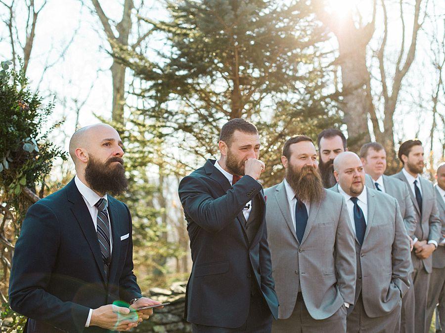 Rustic Mountain Wedding Photography