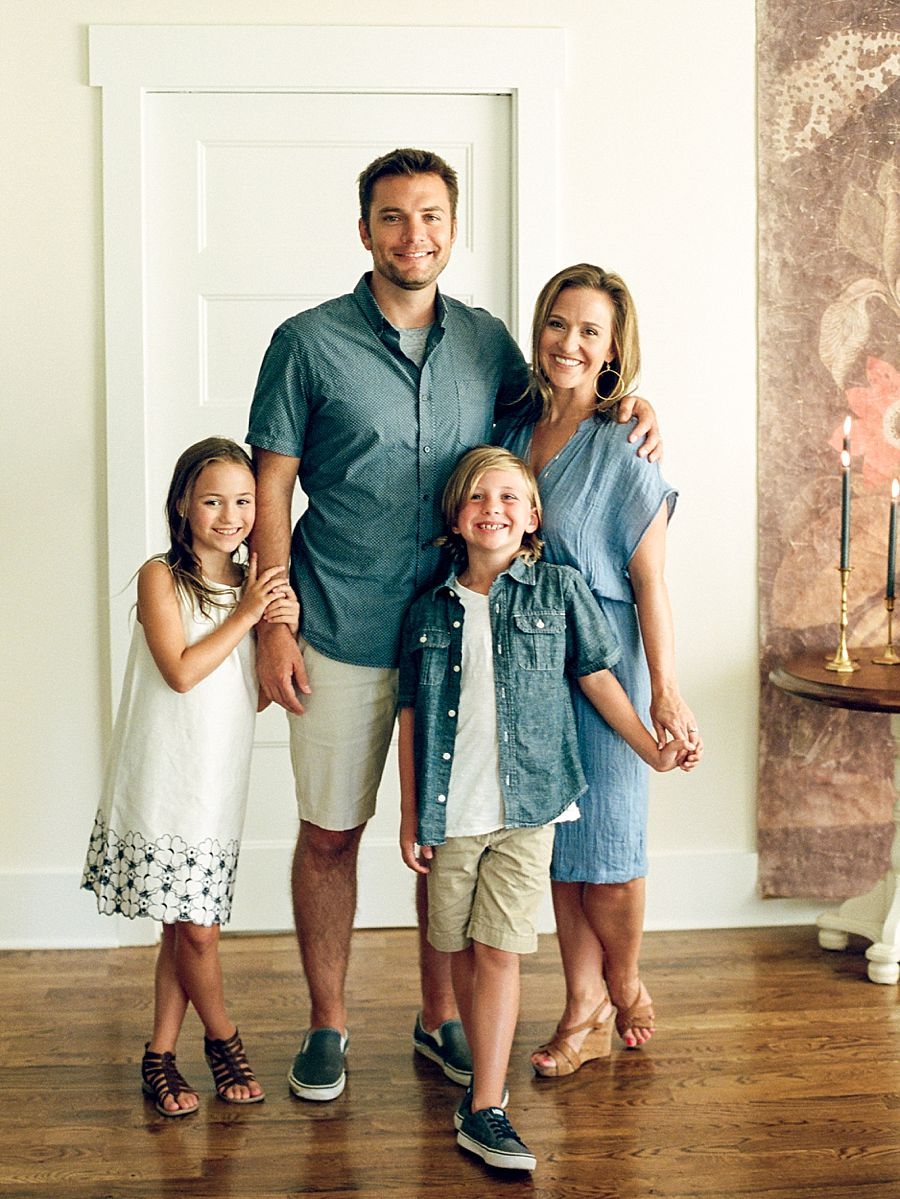 Lifestyle Family Portrait Photography