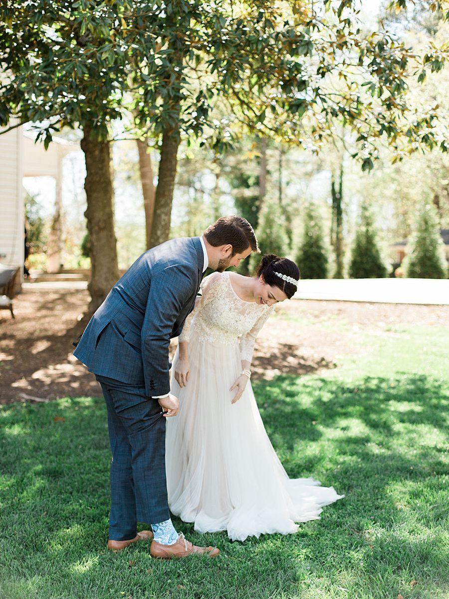 Intimate Pop-Up Wedding