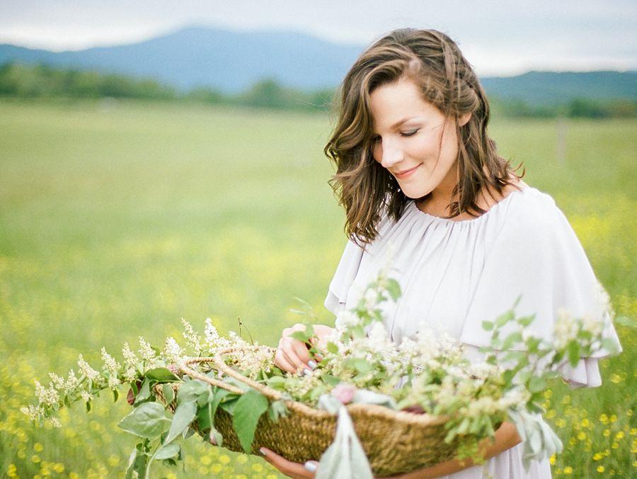 Organic Maternity Session