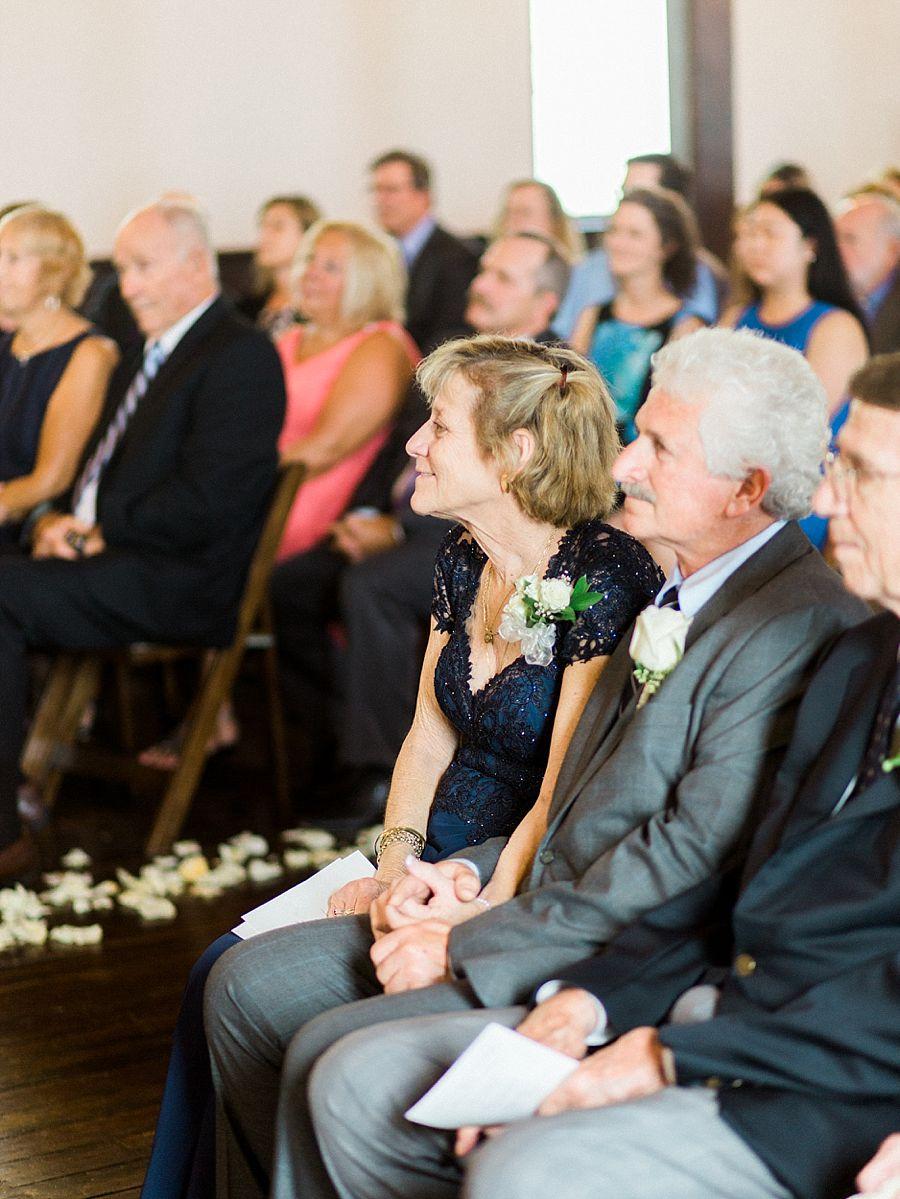 Raleigh All Saints Chapel Wedding