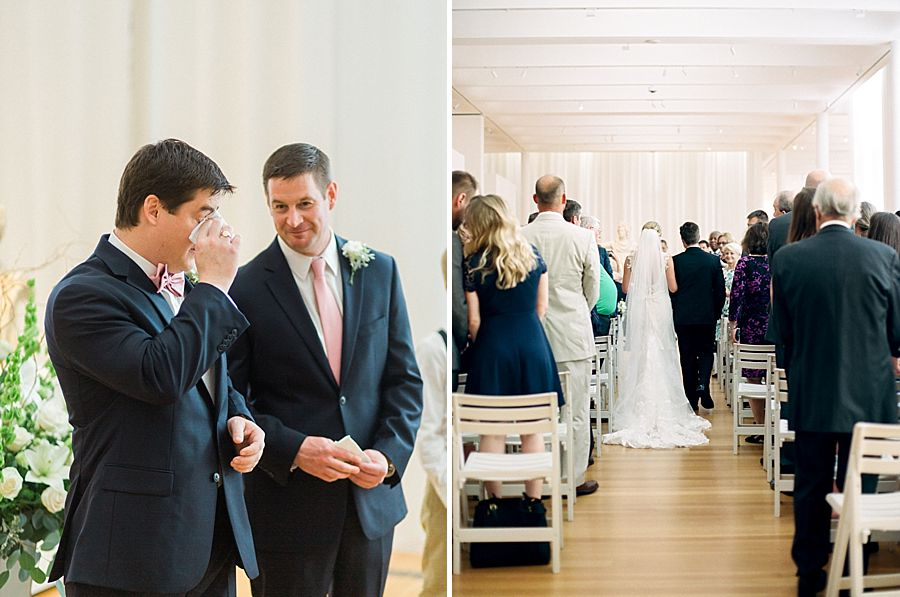 Raleigh Museum Wedding