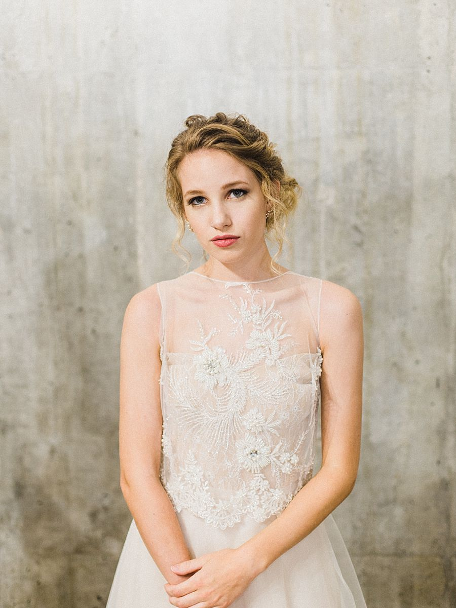 Haute Couture Bridal Style
