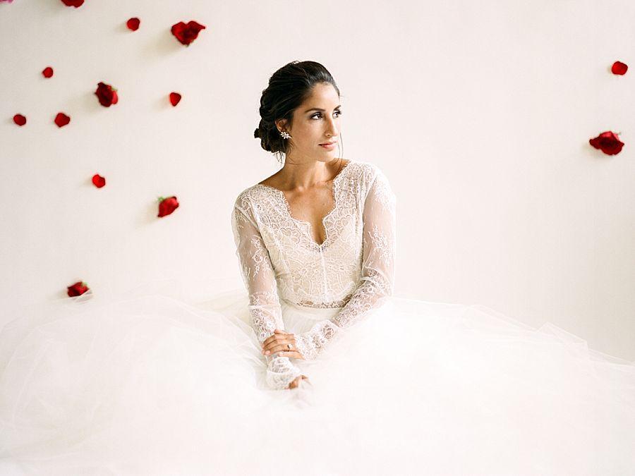 High Fashion Bridal Editorial