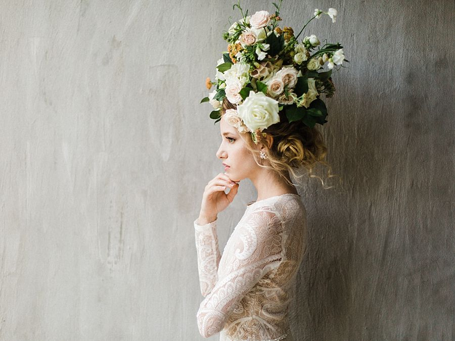 Bridal Fashion Editorial