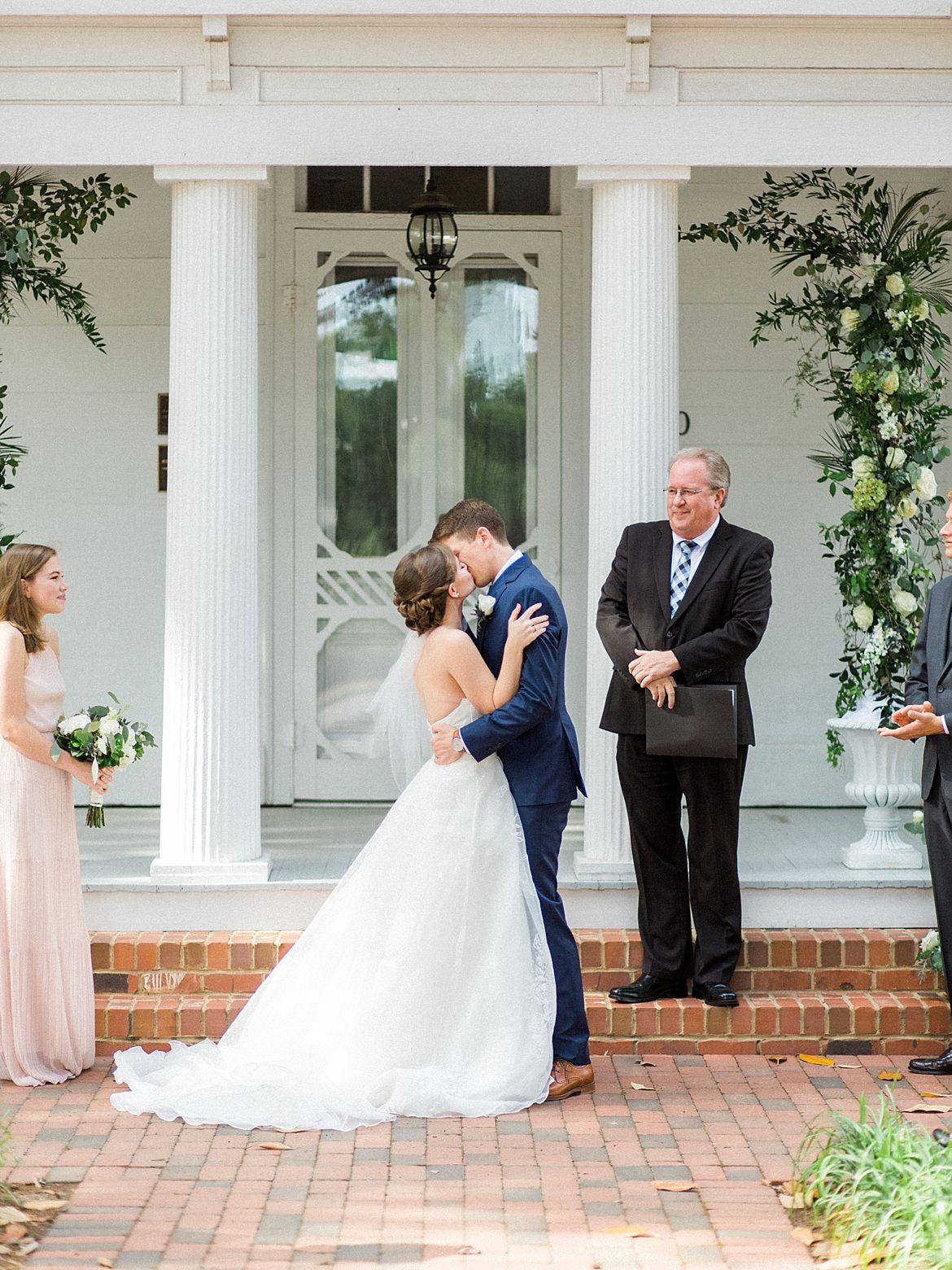 Raleigh Elopement Photography
