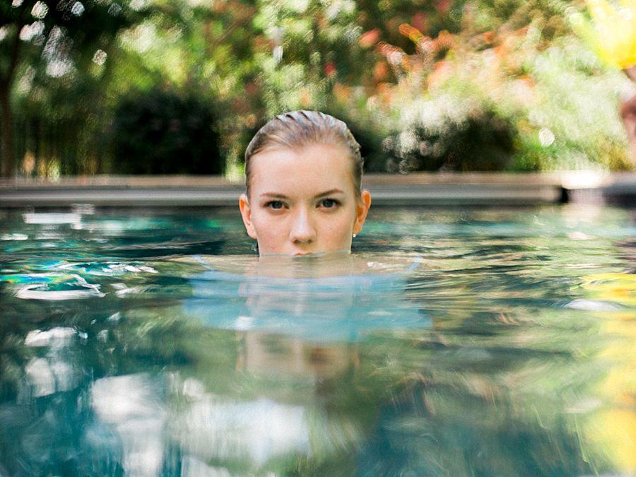 Underwater Dance Editorial Inspiration