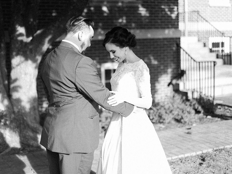 Classic Vintage Wedding