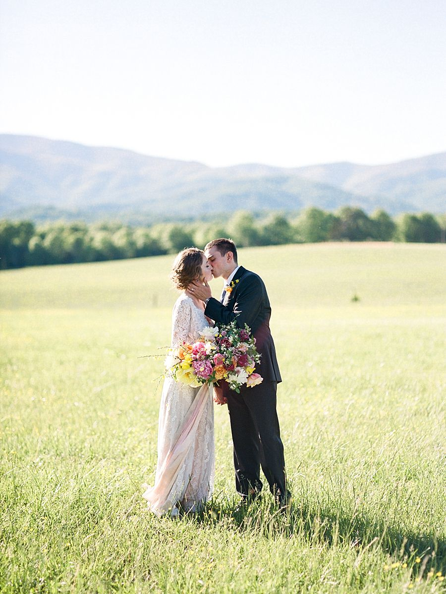 Virginia Countryside Wedding